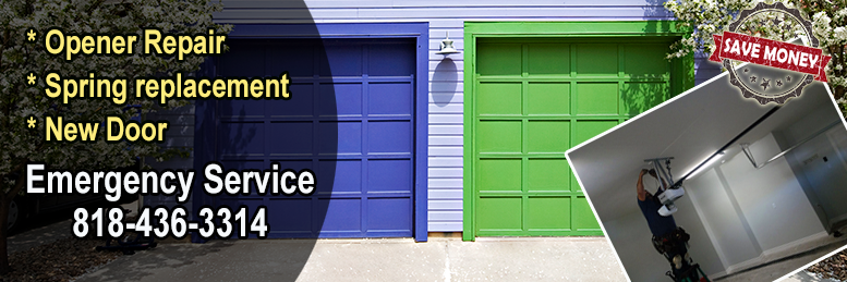 Garage Door Repair Agoura Hills, CA | 818-436-3314 | Call Now !!!